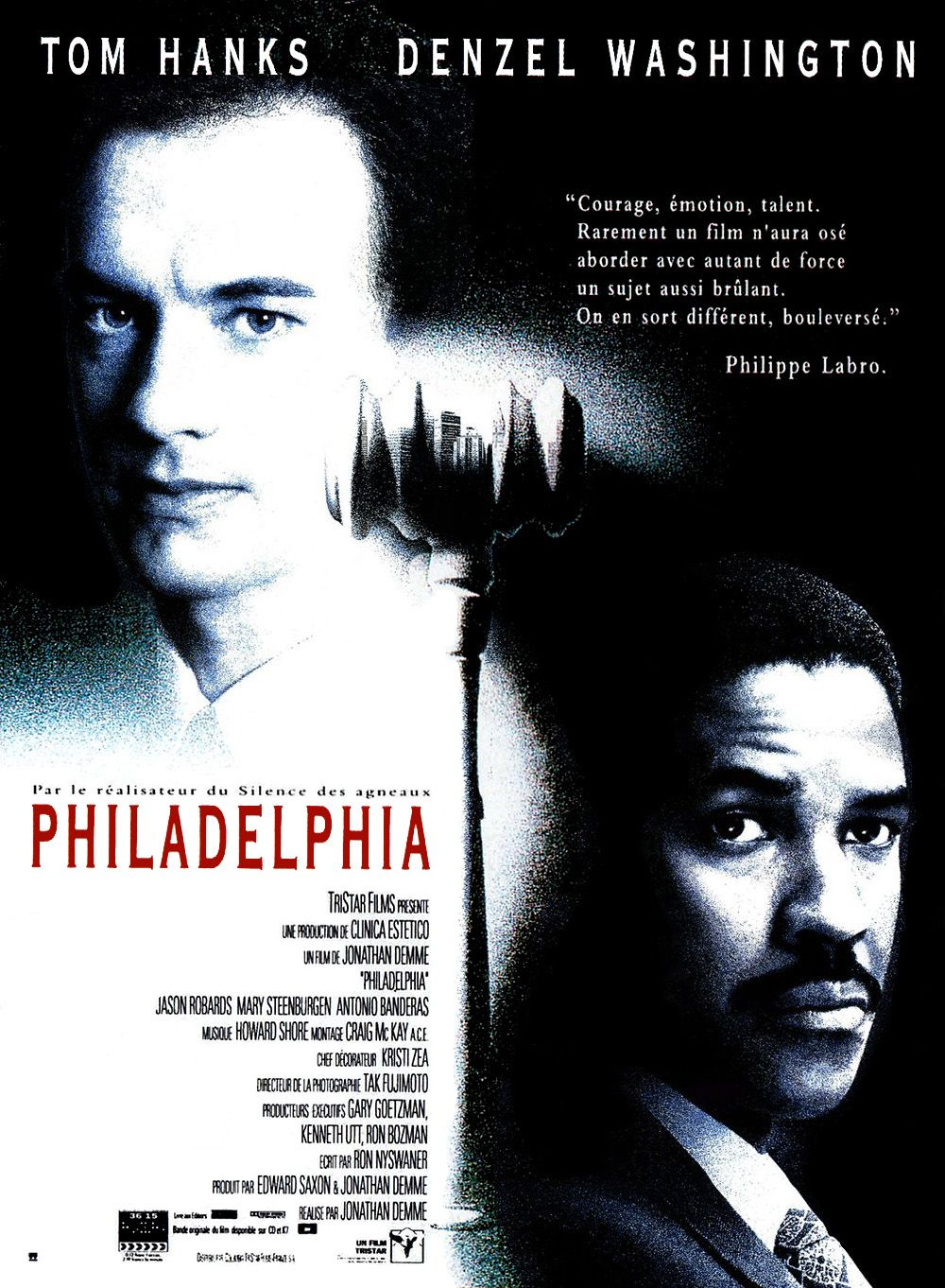 Philadelphia - Film (1993) - SensCritique