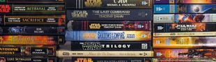 Cover Les meilleurs romans Star Wars