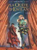 Couverture La Passe de la Goule - La Quête d'Ewilan, tome 3