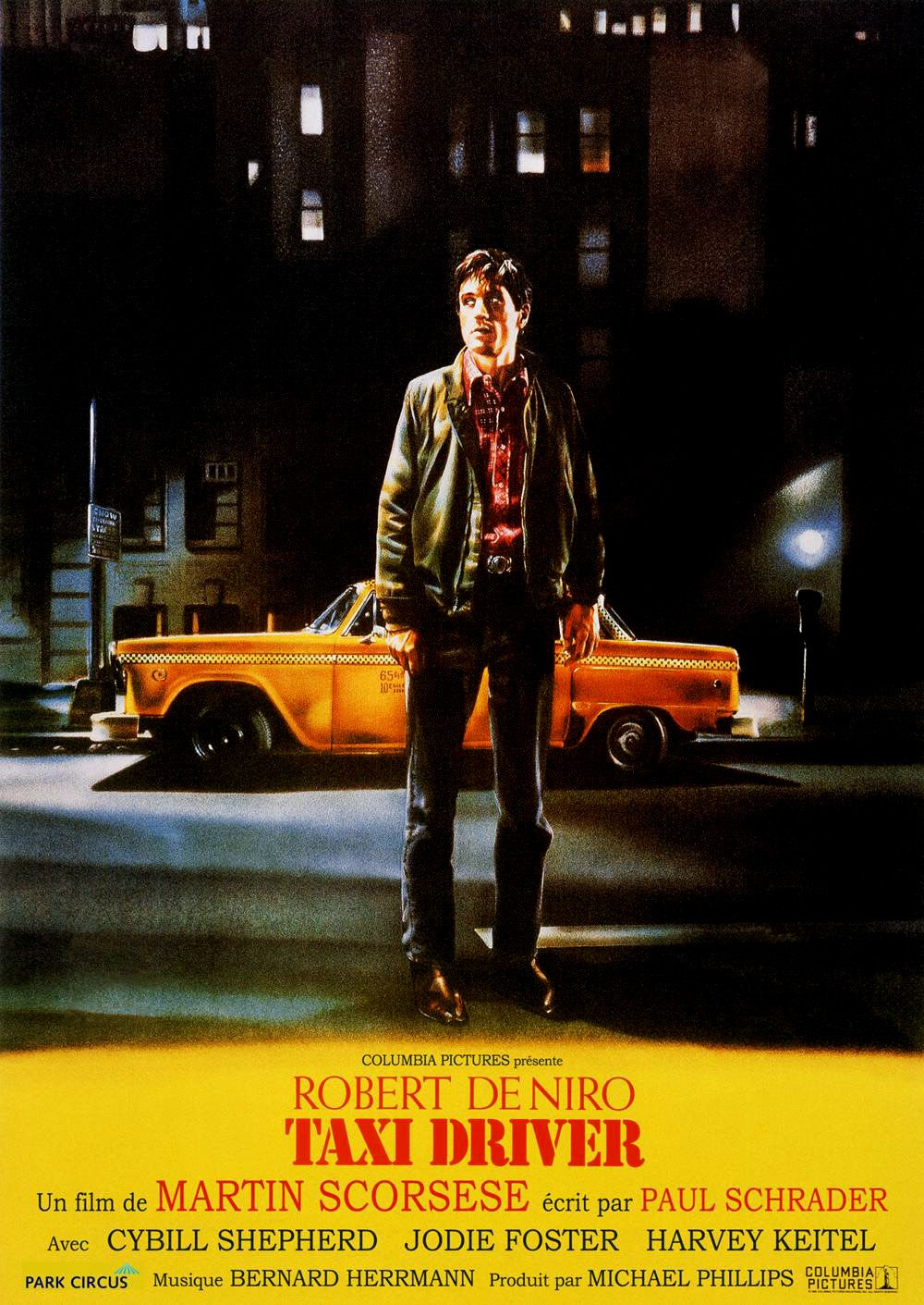 taxi driver film 1976 senscritique. Black Bedroom Furniture Sets. Home Design Ideas