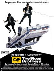 Affiche Les Blues Brothers