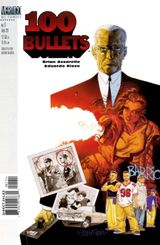 Couverture 100 Bullets (1999 - 2009)