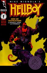 Couverture Hellboy (1994 - 2013)