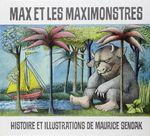 Couverture Max et les Maximonstres
