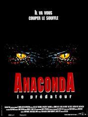 Affiche Anaconda, le prédateur