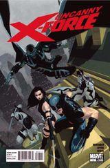 Couverture Uncanny X-Force (2010 - 2013)