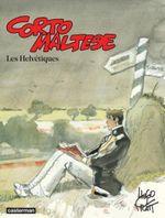 Couverture Corto Maltese - Tome 11 - Les Helvétiques