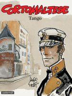 Couverture Corto Maltese - Tome 10 - Tango