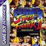 Jaquette Super Street Fighter II Turbo Revival