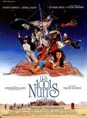 Affiche Les 1001 Nuits