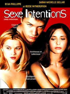 Affiche Sexe intentions