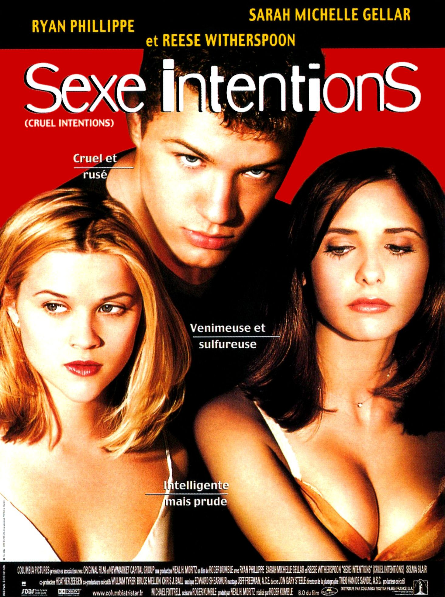 film sexe intention pression sexuelle