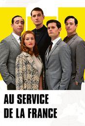 Affiche Au service de la France