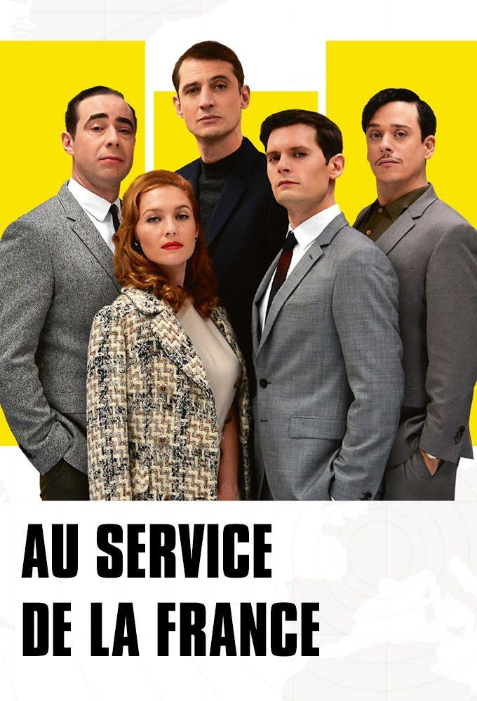 Capitulos de: Au service de la France