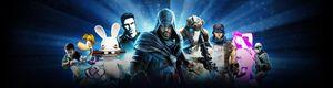 Cover Les meilleurs jeux vidéo Ubisoft