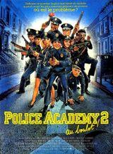 Affiche Police Academy 2 : Au boulot !