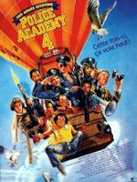 Affiche Police Academy 4 : Aux armes citoyens