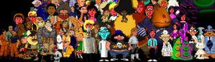 Cover Les meilleurs jeux LucasArts