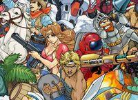 Cover Les_meilleurs_jeux_Capcom