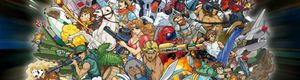 Cover Les meilleurs jeux Capcom