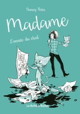 Couverture Madame, l'année du chat