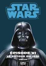 Couverture Star Wars épisode 6 : Le retour du jedi