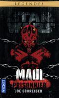 Couverture MAUL prisonnier
