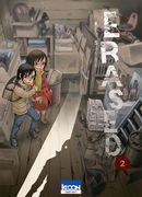Couverture Erased, tome 2