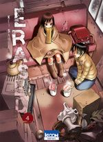 Couverture Erased, tome 4