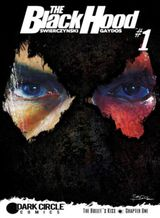 Couverture The Black Hood #1