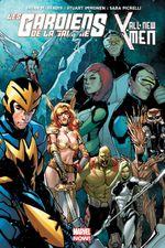 Sara Pichelli - Les Gardiens de la Galaxie/All-New X-Men : Le Procès de Jean Grey