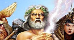 Cover Les meilleurs jeux sur la mythologie