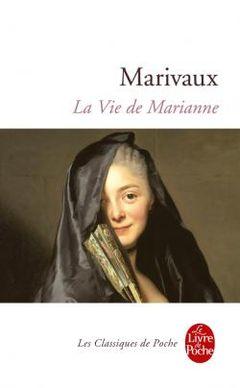 Couverture La Vie de Marianne