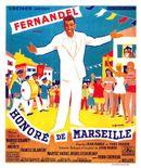 Affiche Honoré de Marseille