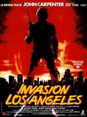 Affiche Invasion Los Angeles