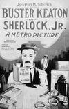 Affiche Sherlock Junior
