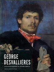 Couverture George Desvallières