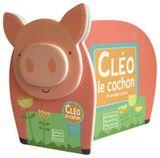 Couverture Cléo, le cochon