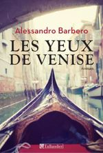 Couverture Les yeux de Venise