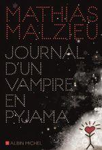 Couverture Journal d'un vampire en pyjama
