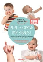 Couverture Bébé s'exprime par signes