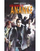 Couverture Les caves d'Ananké