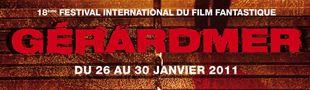 Cover 18e Festival du film fantastique de Gérardmer - 2011