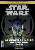 Couverture Star Wars : La Croisade noire du Jedi fou