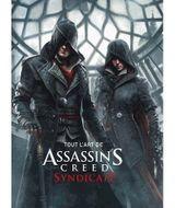 Couverture Tout l'art d'Assassin's Creed VI : Syndicate