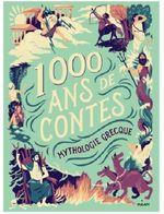 Couverture 1000 ans de contes