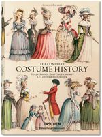 Couverture Auguste Racinet : The complete costume history