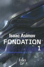 Couverture Fondation, Tome 1