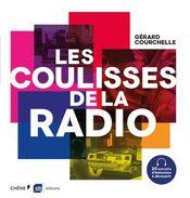 Couverture Les coulisses de la radio avec Radio France