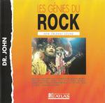 Pochette Les Génies du Rock - DR.JOHN